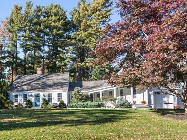7 Holly Lane, Cohasset, MA 02025 (MLS #72911059) :: Zack Harwood Real Estate | Berkshire Hathaway HomeServices Warren Residential