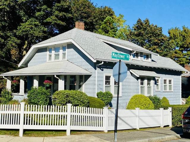 32 Huckins Ave, Quincy, MA 02171 (MLS #72911411) :: Dot Collection at Access