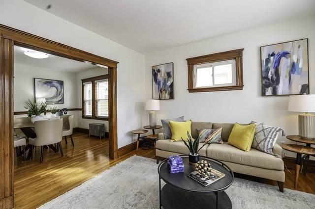 20 Fawndale Road #2, Boston, MA 02131 (MLS #72911607) :: East Group, Engel & Völkers