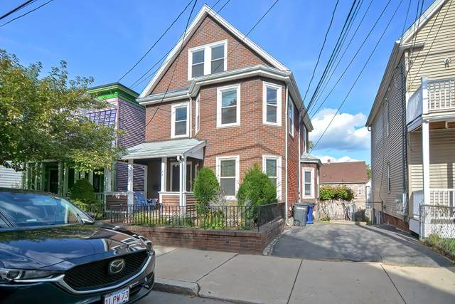 99 Hudson St, Somerville, MA 02144 (MLS #72911673) :: Dot Collection at Access