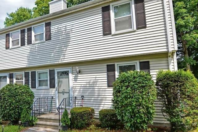 11 Garden Road #0, Natick, MA 01760 (MLS #72698545) :: Ponte Realty Group