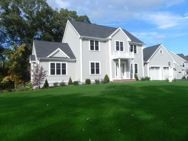 6 Deer Common Drive,Lot 12, Scituate, MA 02066 (MLS #72078675) :: Goodrich Residential