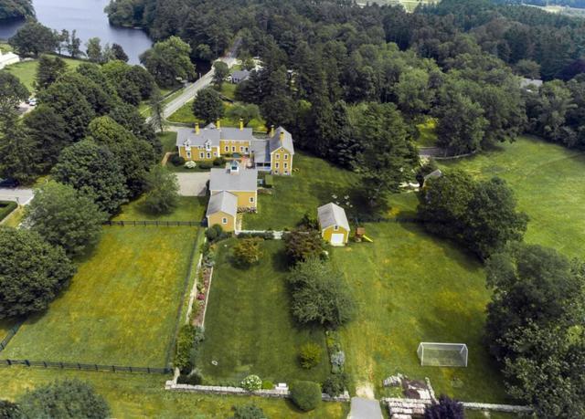 272 Marys Pond Road, Rochester, MA 02770 (MLS #72084851) :: Goodrich Residential