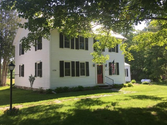 4 Cross St, Buckland, MA 01338 (MLS #72151284) :: Goodrich Residential