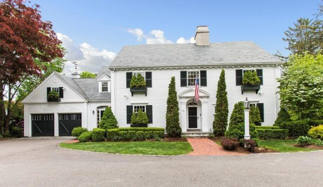 164 Forest Street, Wellesley, MA 02481 (MLS #72171893) :: Goodrich Residential