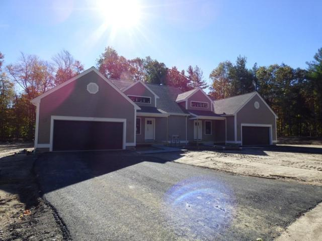 14 Kevin's Way #6, Scituate, MA 02066 (MLS #72181432) :: ALANTE Real Estate