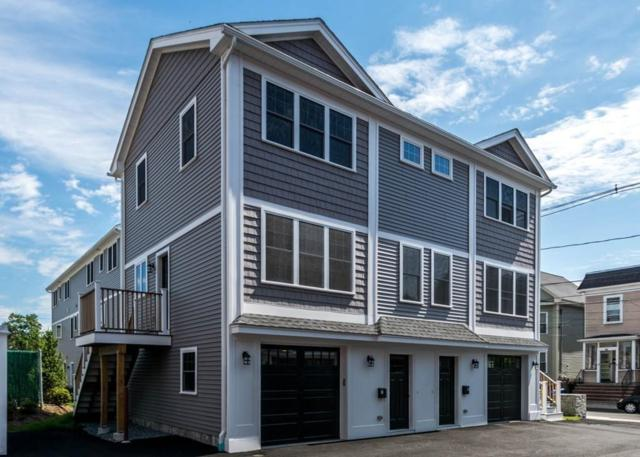 49 Hall Street #1, Waltham, MA 02453 (MLS #72187889) :: Vanguard Realty