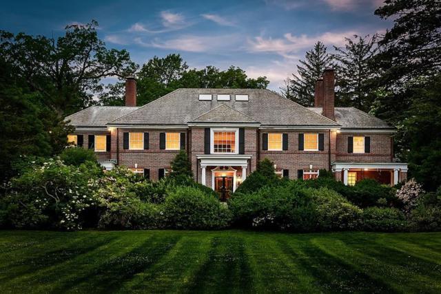 219 Chestnut St, Newton, MA 02465 (MLS #72190385) :: Goodrich Residential