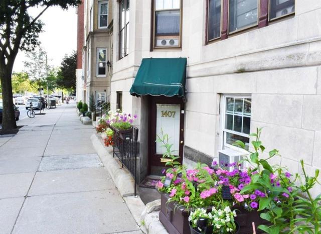 1407 Beacon Street #2, Brookline, MA 02446 (MLS #72209761) :: Goodrich Residential