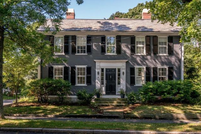41 Lowell Rd, Concord, MA 01742 (MLS #72214727) :: Goodrich Residential