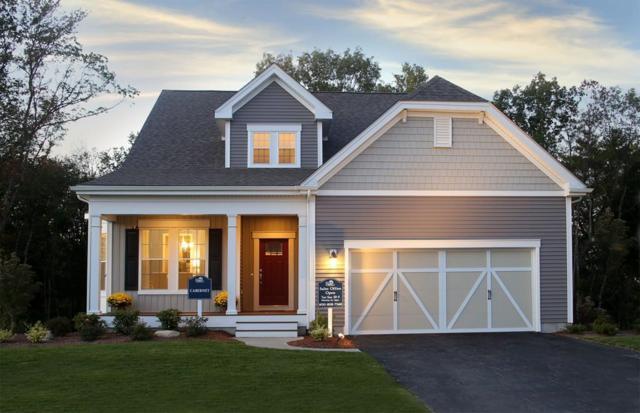 70 Jackson Drive #65, Holliston, MA 01746 (MLS #72233297) :: Vanguard Realty