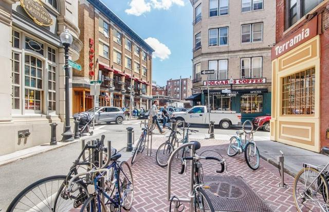 8 Bartlett Place #1, Boston, MA 02113 (MLS #72234533) :: Goodrich Residential