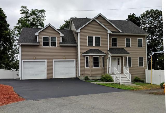 21 Navarro Circle, Medford, MA 02155 (MLS #72242550) :: Westcott Properties