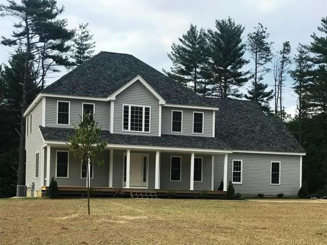 2 Summers Circle, Upton, MA 01568 (MLS #72249005) :: Goodrich Residential
