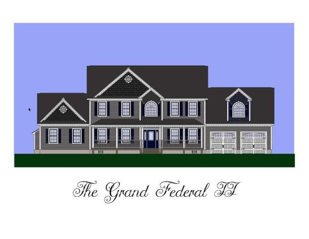 Lot 22 32 Patriot Way, Holden, MA 01520 (MLS #72252845) :: Goodrich Residential