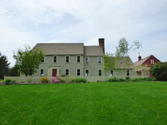 336 Still River Road, Harvard, MA 01451 (MLS #72254714) :: Goodrich Residential
