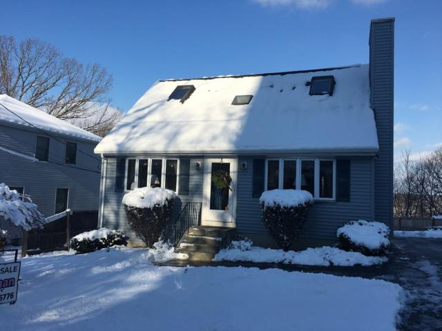 20 Fairview Ave, Waltham, MA 02453 (MLS #72260891) :: Vanguard Realty