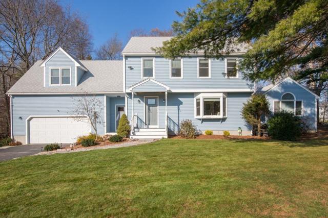 1110 East Street, Mansfield, MA 02048 (MLS #72262262) :: ALANTE Real Estate
