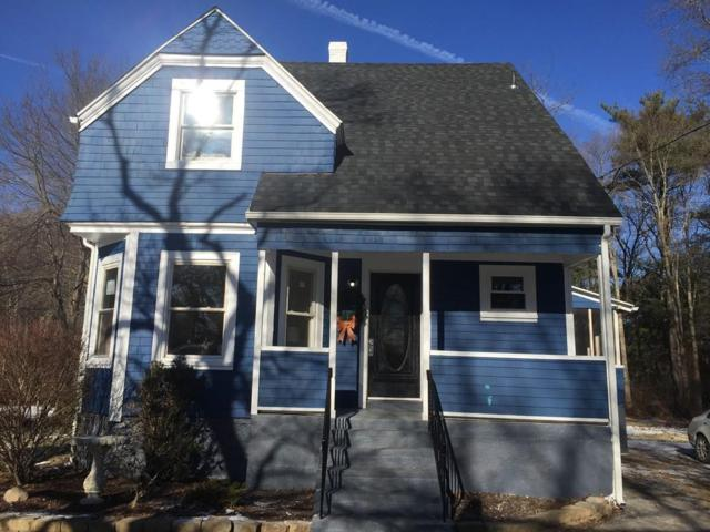 25 Central Street, Abington, MA 02351 (MLS #72264657) :: Anytime Realty