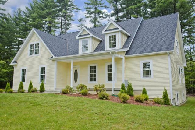 10 Nikki's Way, Hadley, MA 01035 (MLS #72267755) :: The Muncey Group