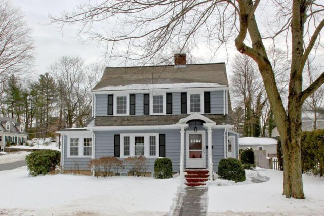 25 Cleveland Road, Wellesley, MA 02481 (MLS #72268713) :: Commonwealth Standard Realty Co.