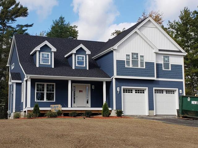 Lot 40 Waterford Circle--Under Const., Dighton, MA 02715 (MLS #72270372) :: Anytime Realty