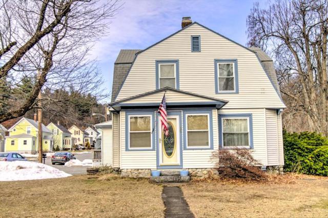 25 East Prescott Street, Westford, MA 01886 (MLS #72270562) :: Goodrich Residential