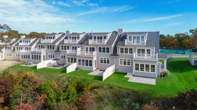 1090 Shore Road #5, Bourne, MA 02534 (MLS #72272421) :: The Muncey Group