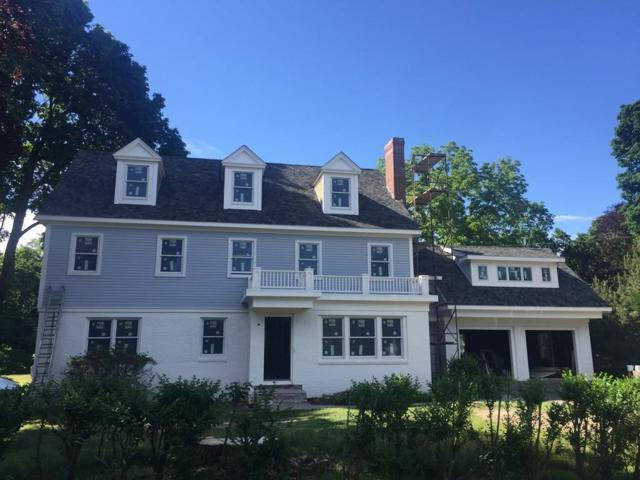 91 North Main Street, Cohasset, MA 02025 (MLS #72275372) :: Goodrich Residential