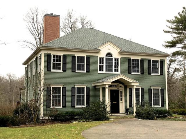 96 Suffolk Rd, Newton, MA 02467 (MLS #72276260) :: Goodrich Residential