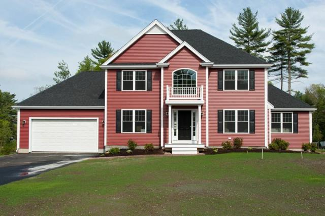 Lot 147 Copperwood Road, Pembroke, MA 02359 (MLS #72280614) :: The Muncey Group