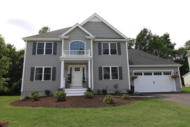 Lot 69 Hybrid Drive, Lakeville, MA 02347 (MLS #72281168) :: The Muncey Group
