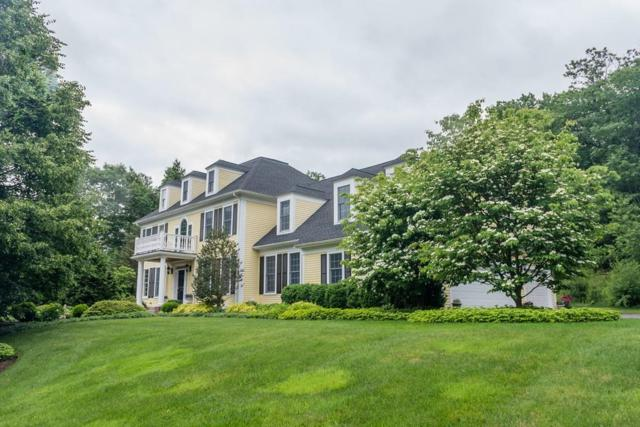 2 Stevens Circle, Westwood, MA 02090 (MLS #72292980) :: Goodrich Residential