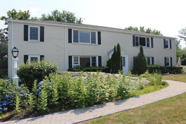 550 Jerusalem Rd #3, Cohasset, MA 02025 (MLS #72294006) :: ALANTE Real Estate