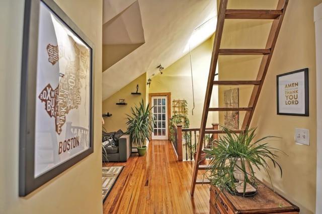 20 Sunset St #4, Boston, MA 02120 (MLS #72298931) :: Westcott Properties