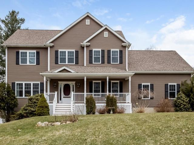 100 Oak Hill Ave, Wrentham, MA 02093 (MLS #72302492) :: Exit Realty