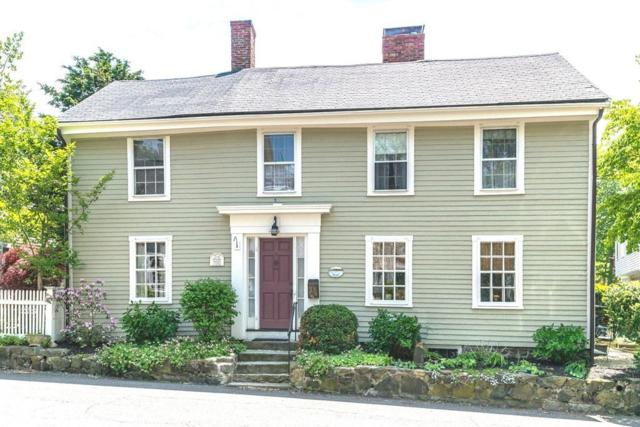 20 Middle Street, Marblehead, MA 01945 (MLS #72306528) :: ALANTE Real Estate