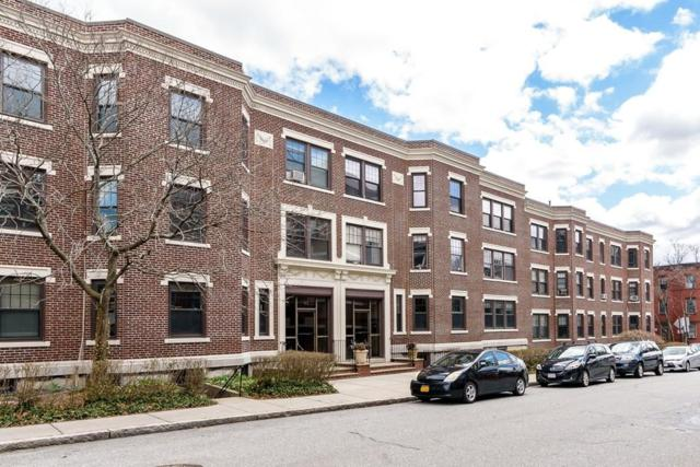 83 Pleasant Street #2, Brookline, MA 02446 (MLS #72310366) :: Vanguard Realty