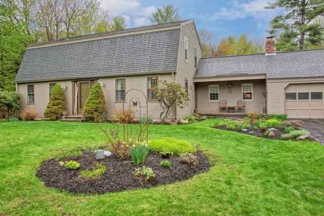 56 Hickory Drive, Princeton, MA 01541 (MLS #72311892) :: Hergenrother Realty Group