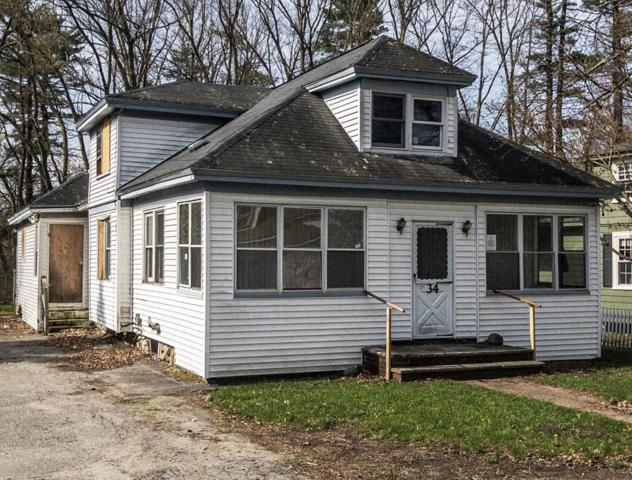 34 Sprague St, Billerica, MA 01862 (MLS #72316391) :: ALANTE Real Estate