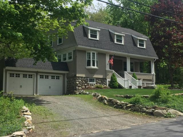 13 Bolton Road, Harvard, MA 01451 (MLS #72324761) :: The Home Negotiators