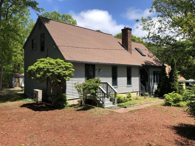 49 Ashumet Ave, Mashpee, MA 02649 (MLS #72326256) :: Goodrich Residential