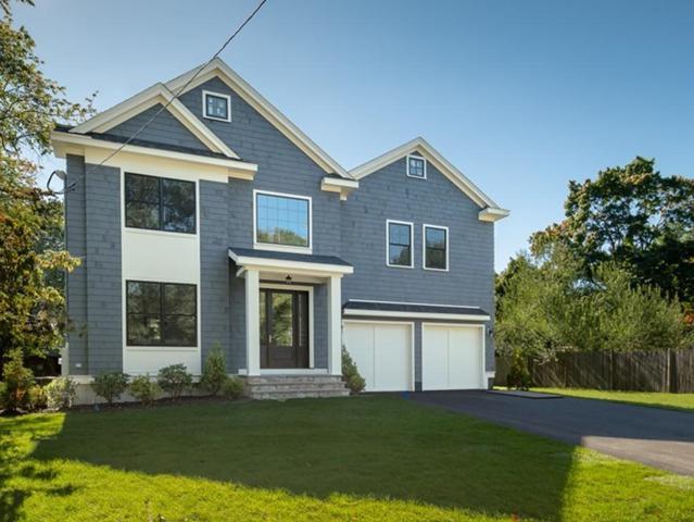210 Cotton  Street, Newton, MA 02458 (MLS #72326327) :: Compass Massachusetts LLC