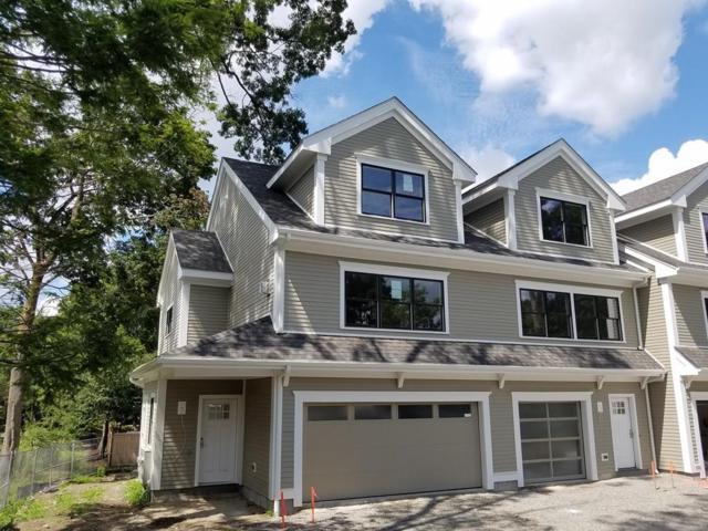 1521 Beacon Street #1, Newton, MA 02468 (MLS #72326992) :: Commonwealth Standard Realty Co.