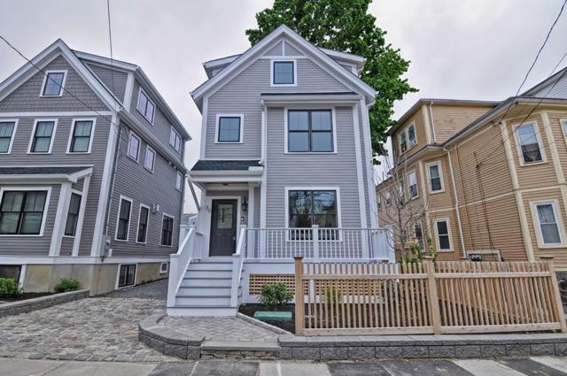 30 Hawthorne St #30, Somerville, MA 02144 (MLS #72328004) :: ALANTE Real Estate