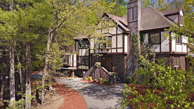 34 Wildmeadow Rd, Boxford, MA 01921 (MLS #72329739) :: ALANTE Real Estate