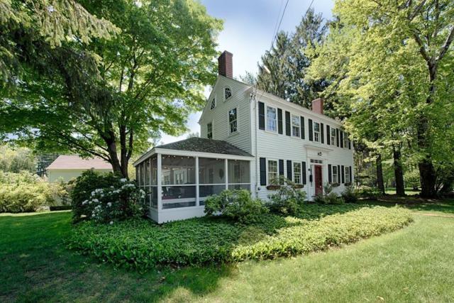 33 Topsfield Rd, Boxford, MA 01921 (MLS #72332813) :: ALANTE Real Estate