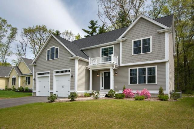 Lot23 Hillcrest Circle(130Tiffanyrd #4, Norwell, MA 02061 (MLS #72333021) :: ALANTE Real Estate