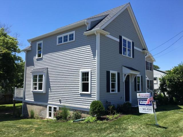 587 Nantasket Ave, Hull, MA 02045 (MLS #72336075) :: ALANTE Real Estate