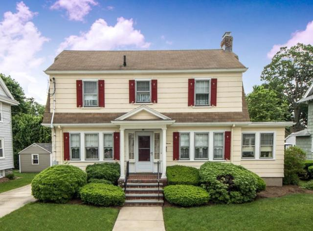 11 Porter Terrace, Boston, MA 02132 (MLS #72340859) :: Driggin Realty Group